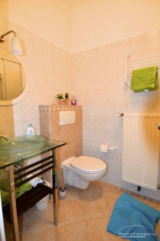 1 Raum Wohnung Berlin  Schöne sanierte 1 Raum Altbau Wohnung mit Balkon in