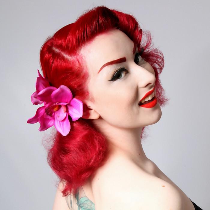 50Iger Jahre Frisuren  1001 Ideen für kurze Rockabilly Frisuren für Frauen und