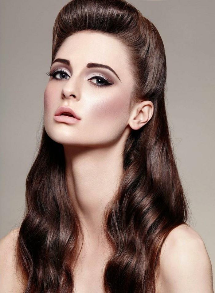 50Iger Jahre Frisuren  140 Rockabilly Frisuren von den 50er inspiriert
