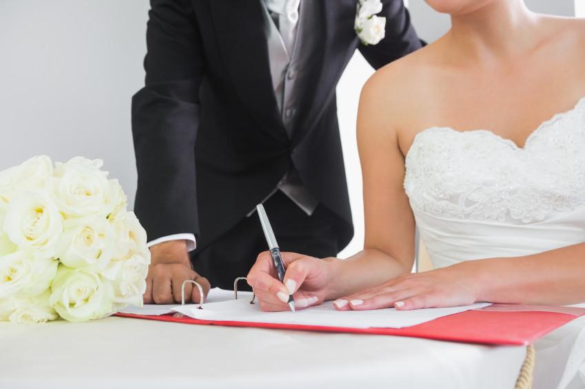 Ablauf Hochzeit Standesamt  Die Standesamt Hochzeit – Wissenswertes zu Planung und Ablauf