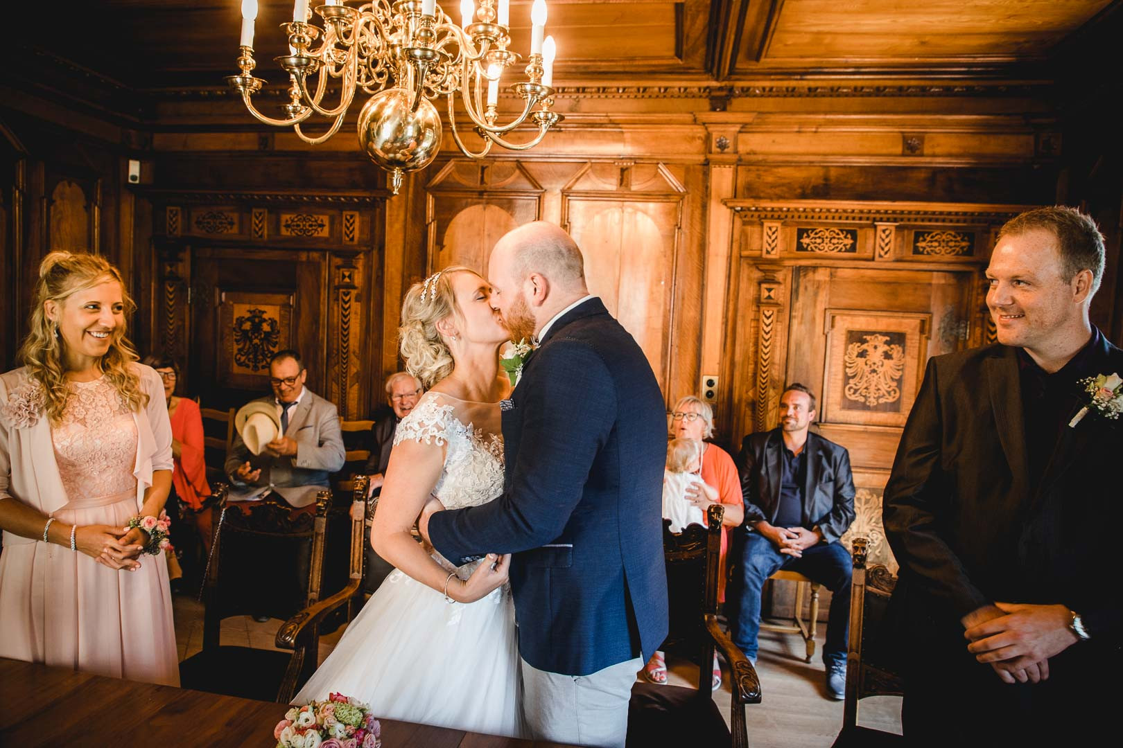 Ablauf Hochzeit Standesamt  Hochzeitsfotograf Christoph Letzner
