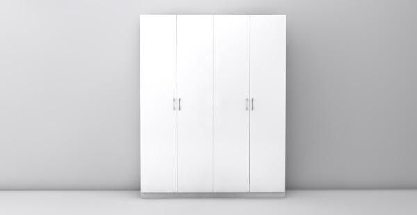 Abschließbarer Schrank  Abschließbarer Schrank Möbel selbst konfigurieren