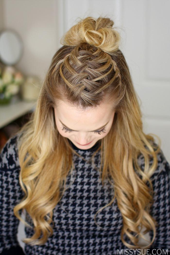 Abschlussfeier Frisuren  1001 Festliche Frisuren zum Inspirieren und Nachstylen