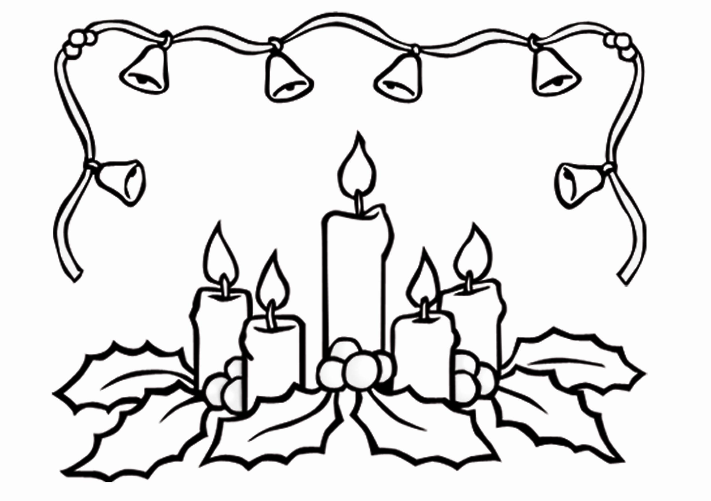 Ausmalbilder Adventskranz  Weihnachten Basteln Malvorlagen HalloFamilie