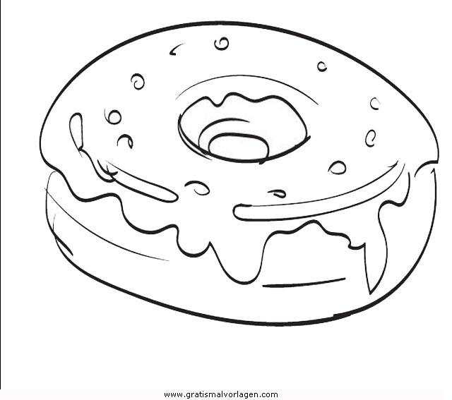 20 besten ausmalbilder donut  beste wohnkultur