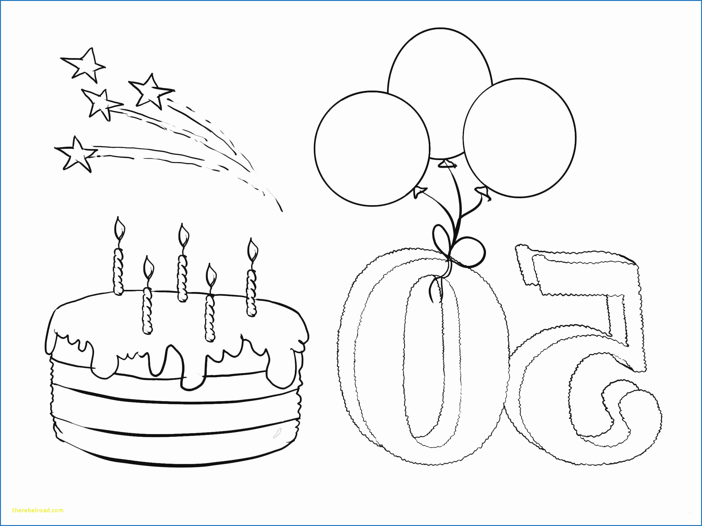 Ausmalbilder Geburtstag Papa  Ausmalbilder Geburtstag Opa