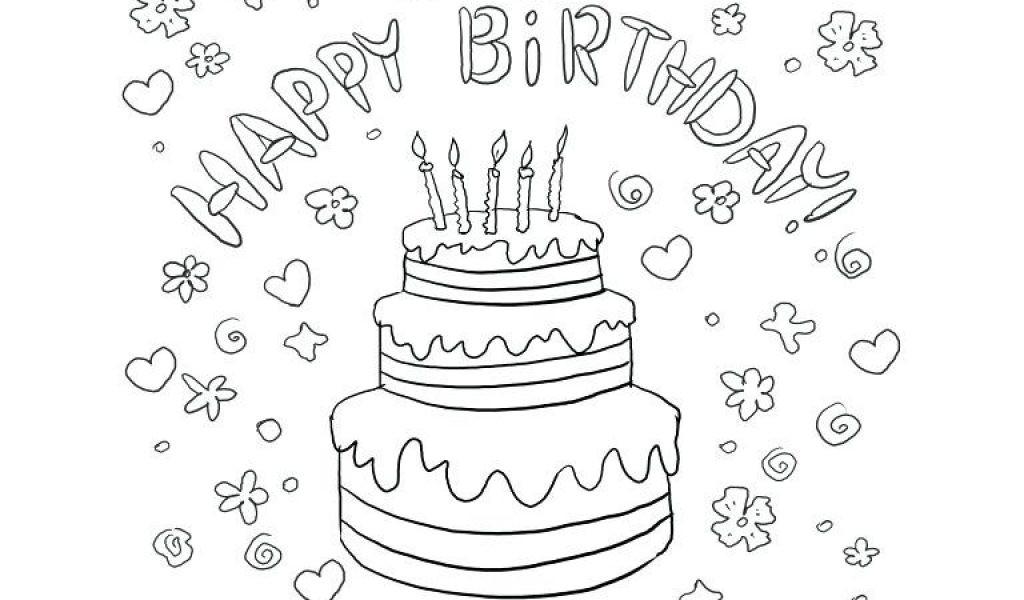Ausmalbilder Geburtstag Papa  Ausmalbilder Geburtstag Papa Kostenlos Alles Gute Zum