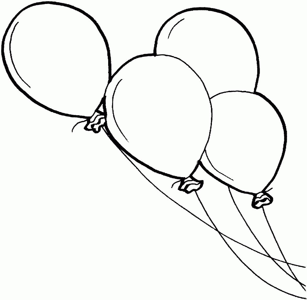 beste 20 ausmalbilder luftballons  beste wohnkultur