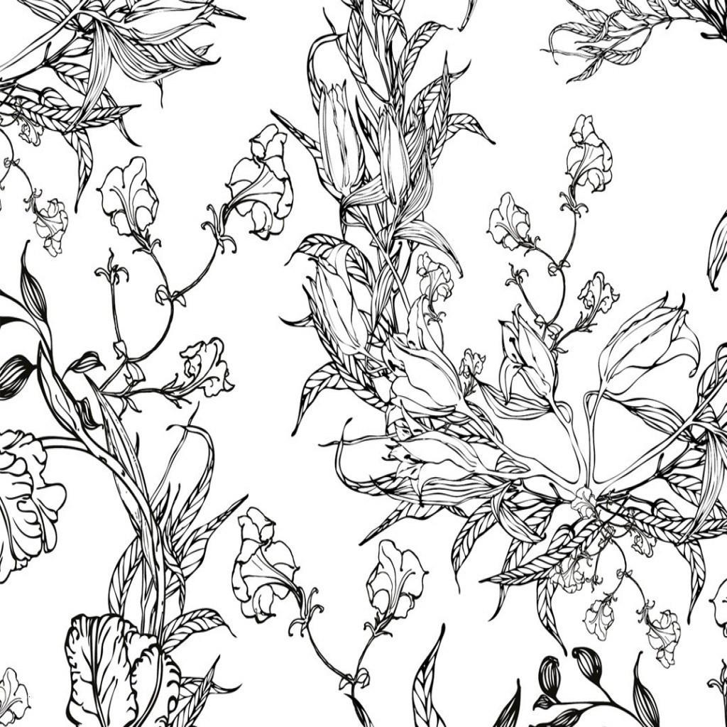 ausmalbilder mandala rosen