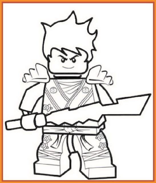 die besten ideen für ausmalbilder ninjago kostenlos