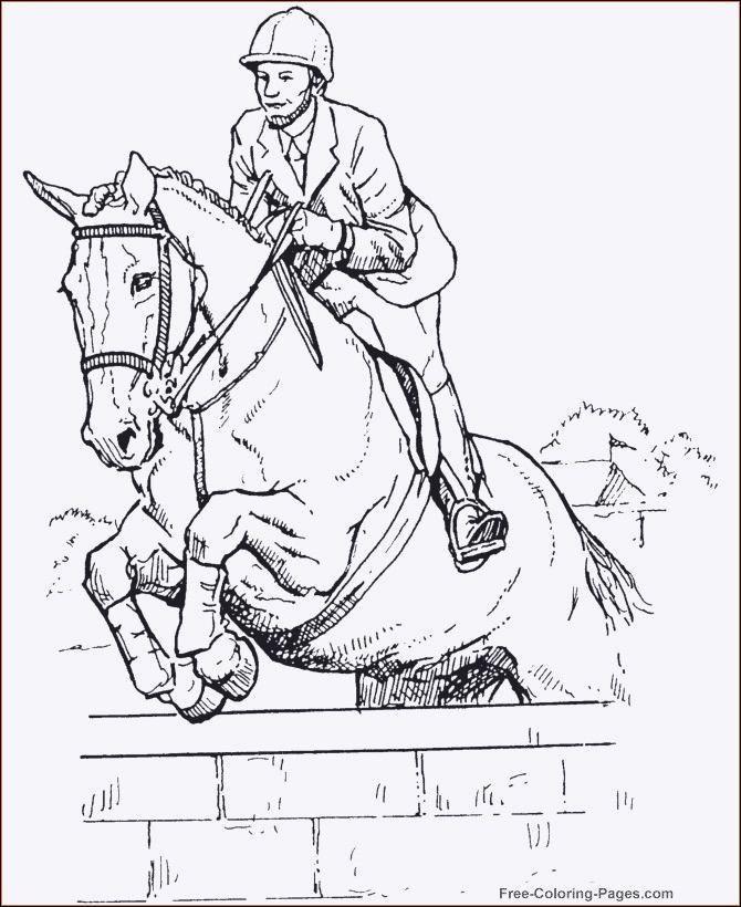 Ausmalbilder Online Ausmalen  Pferde Ausmalbilder line Ausmalen
