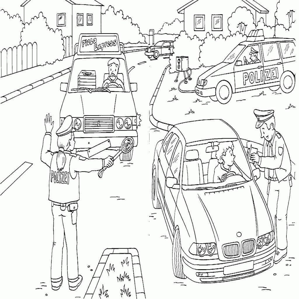 beste 20 ausmalbilder playmobil polizei - beste wohnkultur