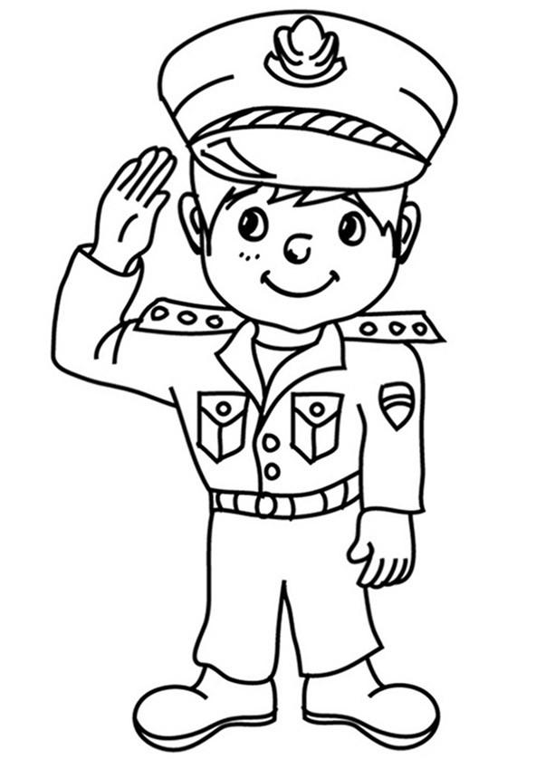 die besten ideen für ausmalbilder polizei - beste