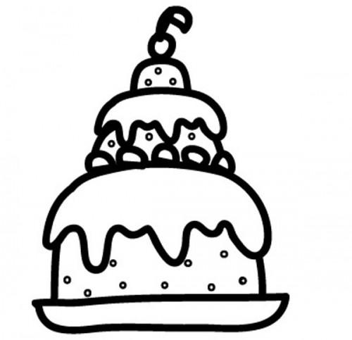 top 20 ausmalbilder torte  beste wohnkultur bastelideen
