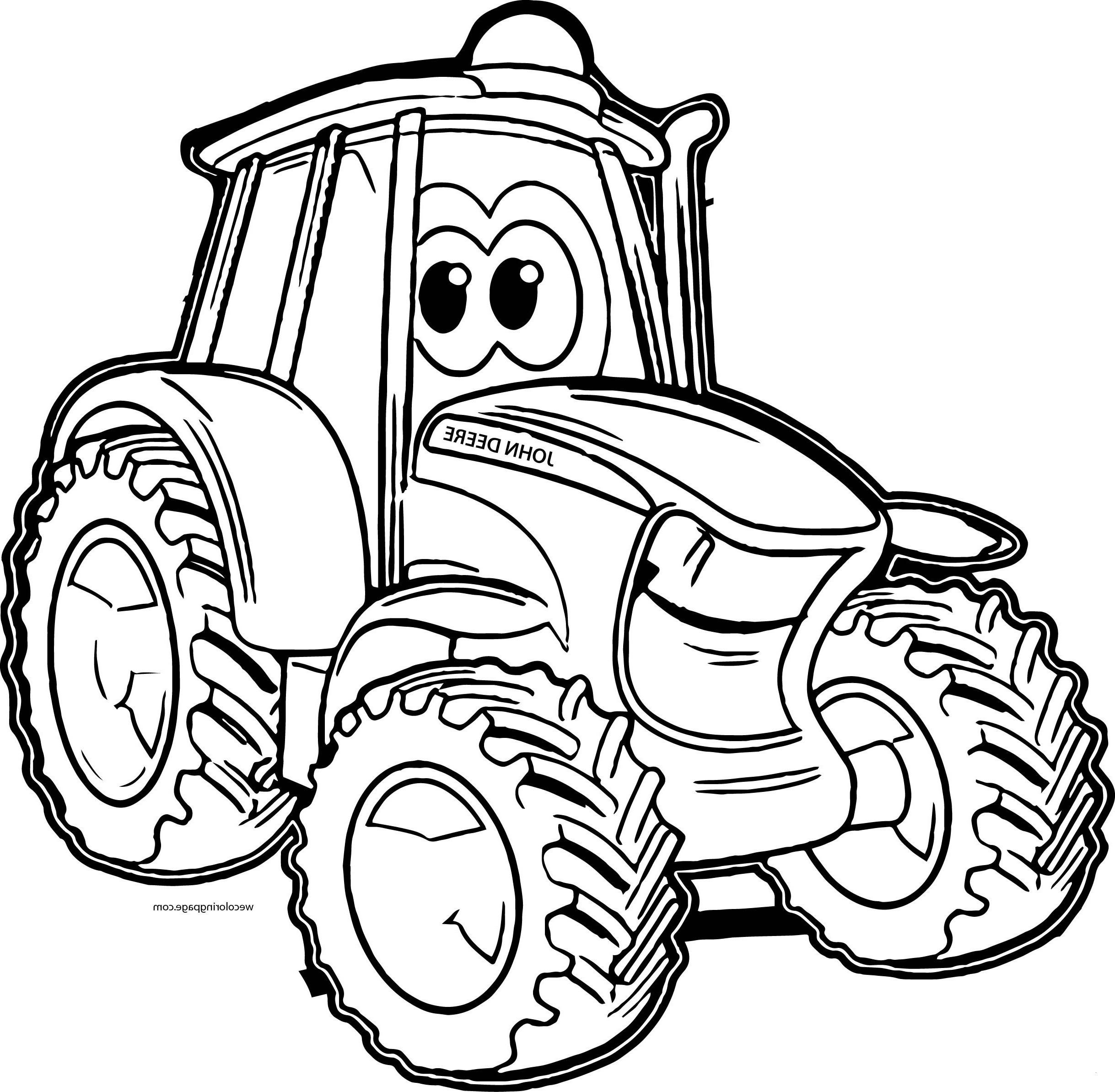 20 Der Besten Ideen Für Ausmalbilder Traktor Mit Frontlader Beste