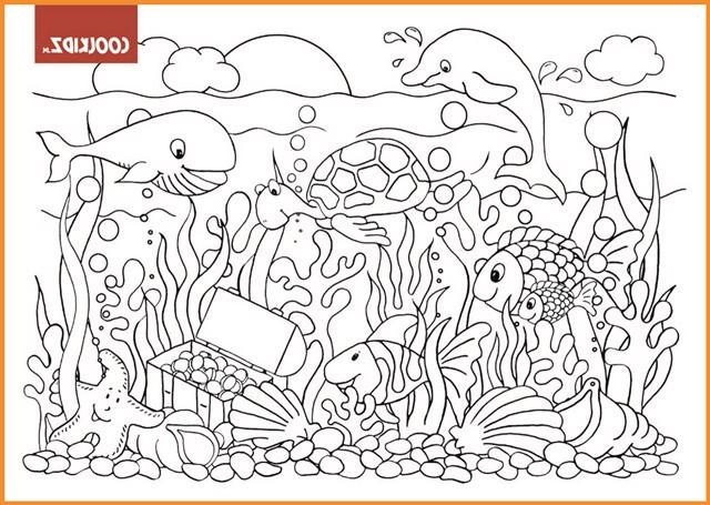 die 20 besten ideen für ausmalbilder unterwasser  beste