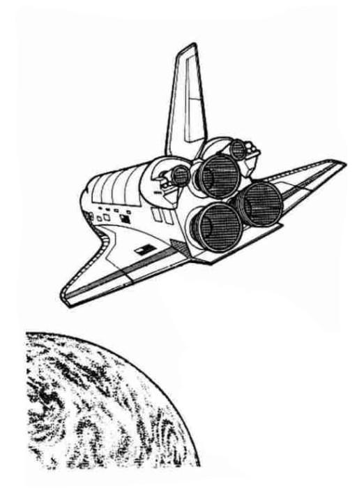 Ausmalbilder Weltraum  Malvorlagen zum Ausmalen Ausmalbilder Weltraum gratis 1