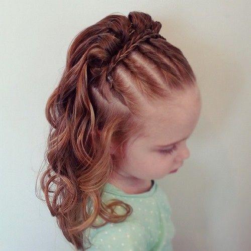 Baby Frisuren Mädchen  cool 20 Super süße Baby Frisuren Frisuren