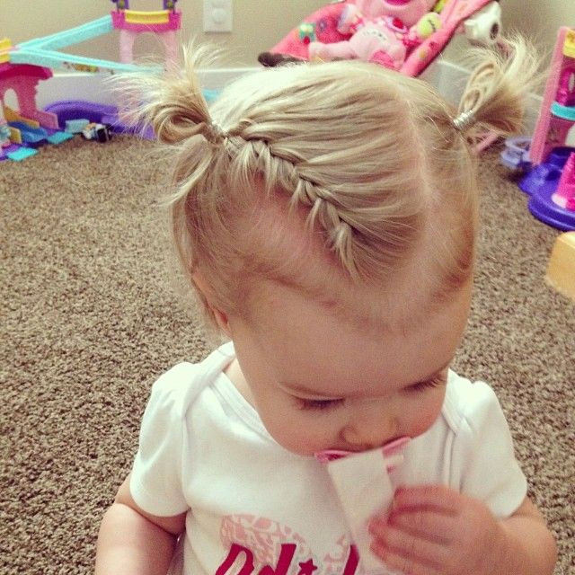 Baby Frisuren Mädchen  Toddler hairstyles