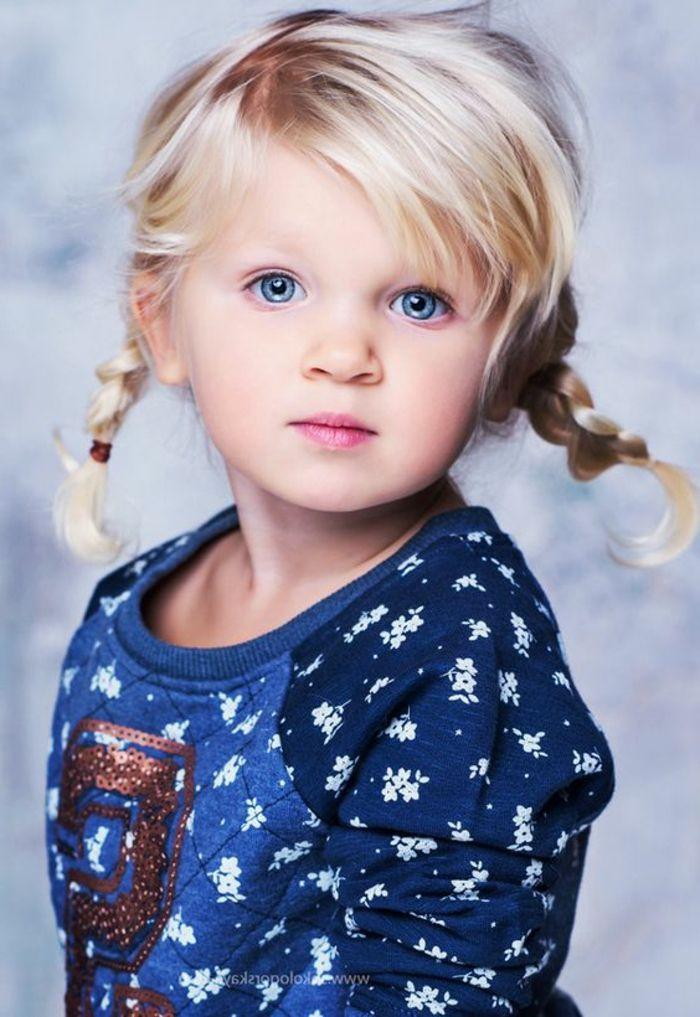 Baby Frisuren Mädchen  1001 Ideen für Mädchenfrisuren zur Inspiration