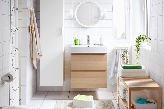 Voller Funktionalität Und Feinheit: 20 Besten Ideen Badmöbel Ikea