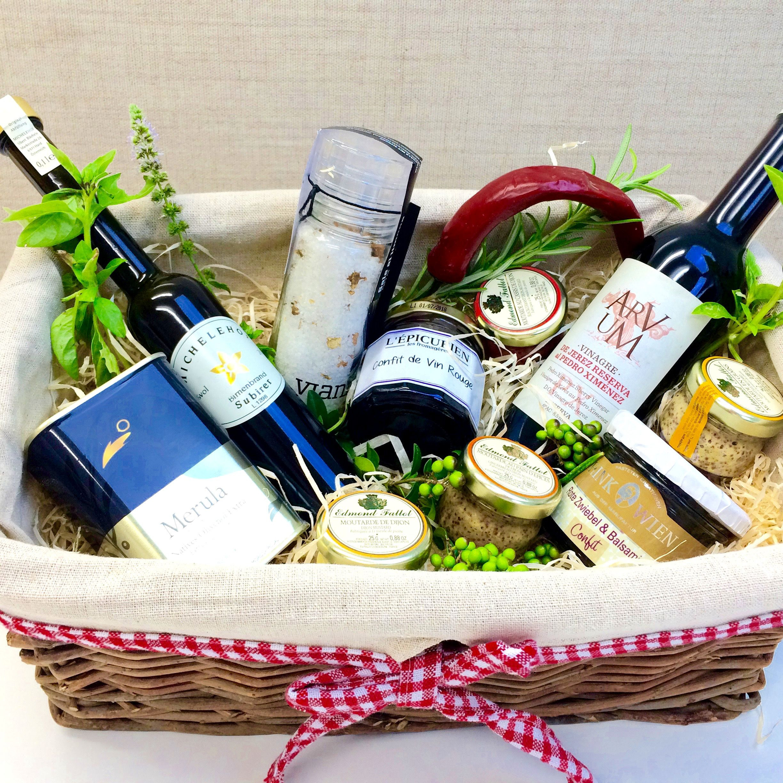 Besondere Geschenke Für Frauen  Spezialtätenkorb Geschenkkörbe