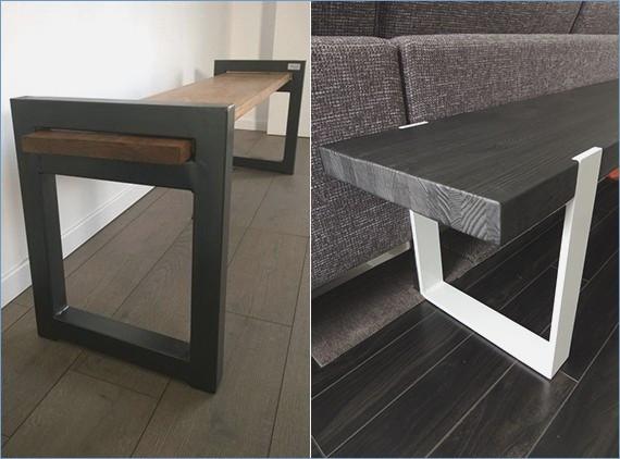 Beton Tisch Diy  Baumtisch Selber Bauen Simple Diy Anleitung Beton Tisch