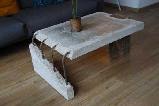 Beton Tisch Diy  1000 Ideen für DIY Do it yourself viele kreative und