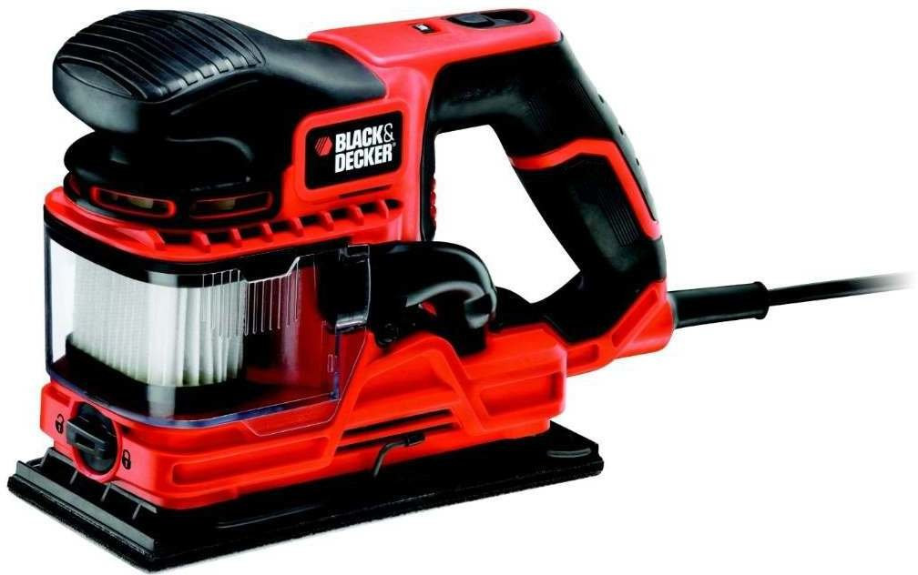 Black Und Decker  Black & Decker KA330E DUOSAND Test