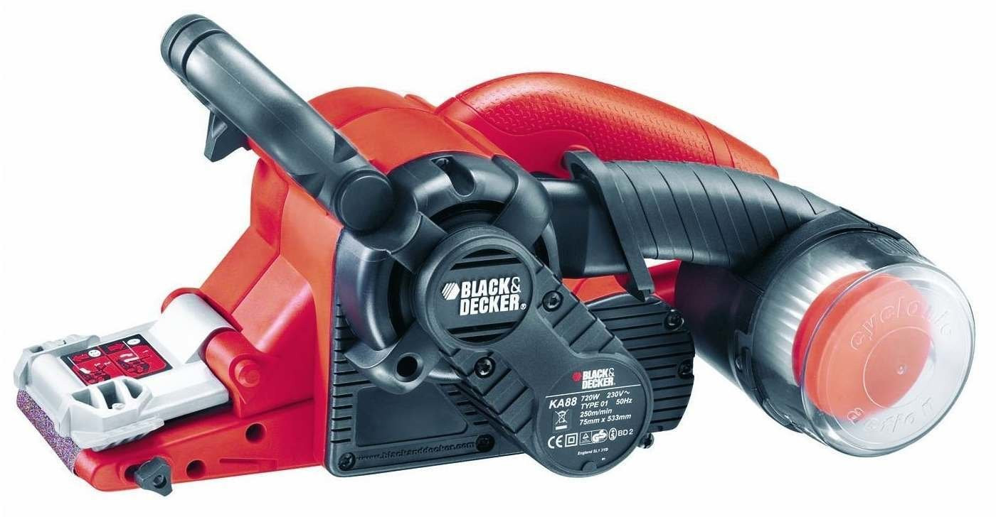 Black Und Decker  Black & Decker KA88 Test