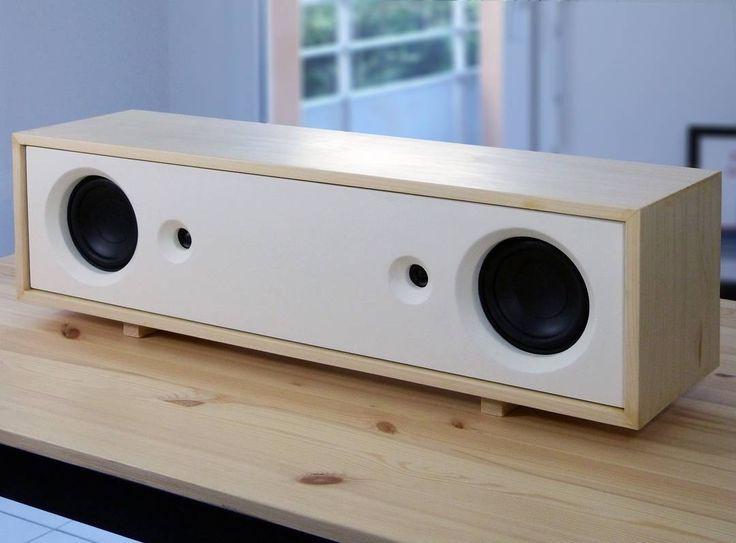 Bluetooth Lautsprecher Diy  11 besten Lautsprecher selber bauen DIY High End