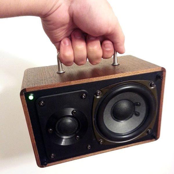 Bluetooth Lautsprecher Diy  Die besten 25 Diy lautsprecher Ideen auf Pinterest