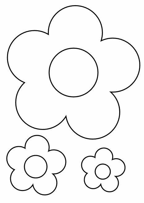 Blume Ausmalbilder  Ausmalbilder