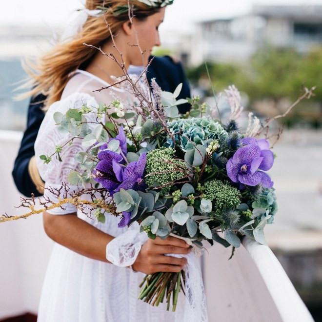 Brautstrauß 2019  Brautstrauß Trends 2018 Die schönsten Brautsträuße