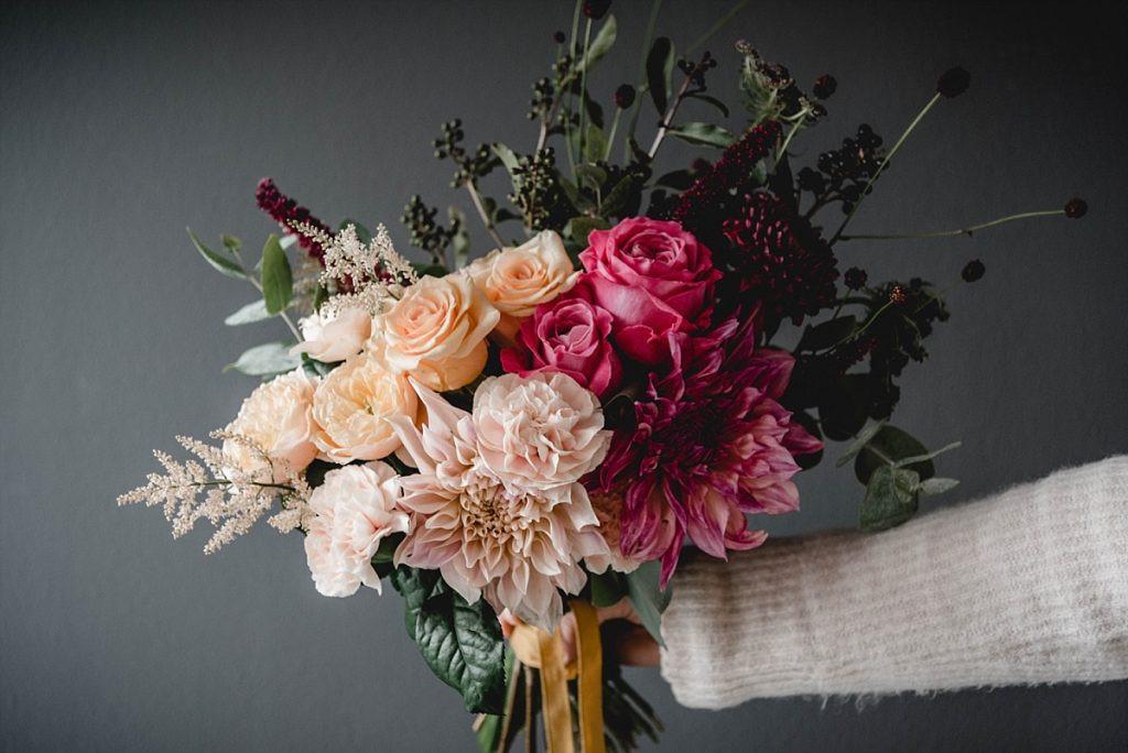 Brautstrauß 2019  Brautstrauß Ideen