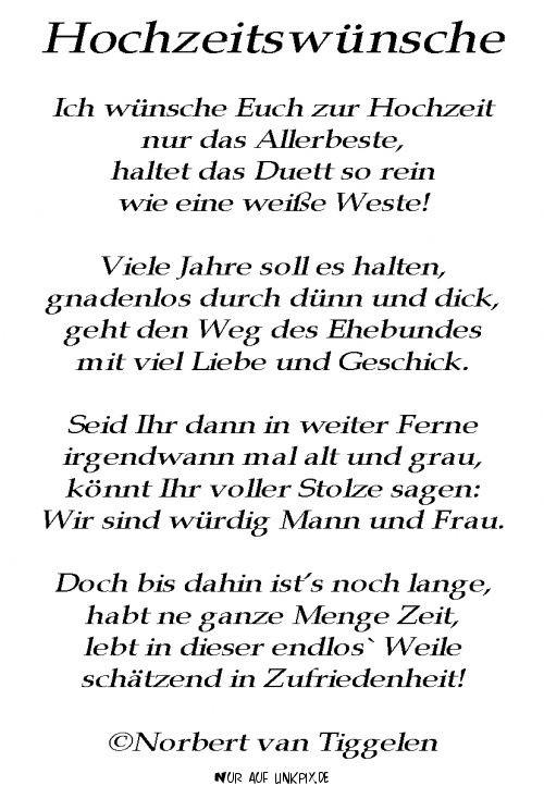 Brief An Meinen Sohn Zur Hochzeit  Sprüche Hochzeit Gästebuch Wünsche sprüche