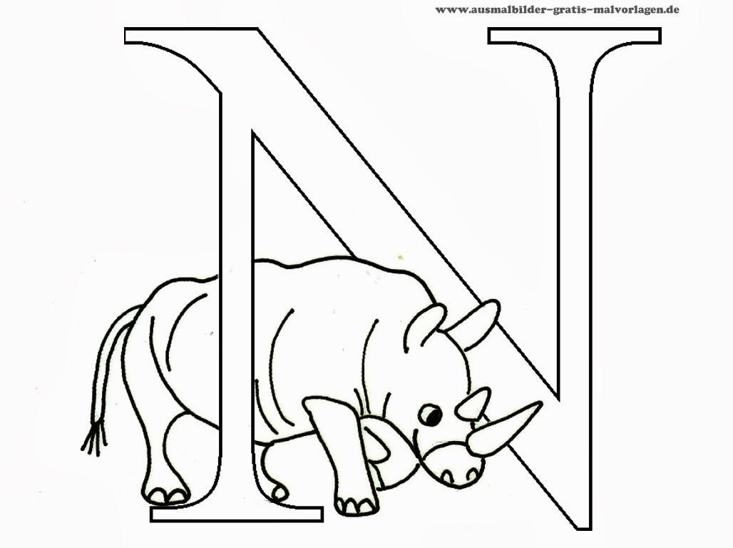 Buchstaben Malvorlagen  BUCHSTABEN MALVORLAGEN