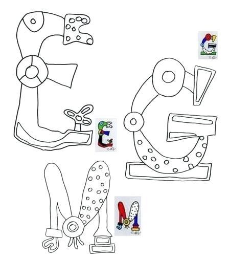 Buchstaben Malvorlagen  Buchstaben Malvorlagen Tier Alphabet Ausmalbilder