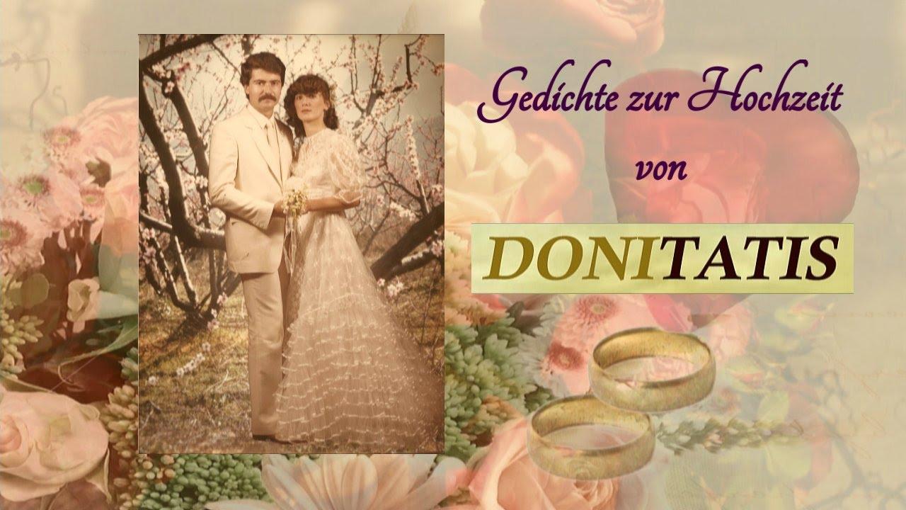 Christliche Gedichte Zur Hochzeit  Gedichte zur Hochzeit