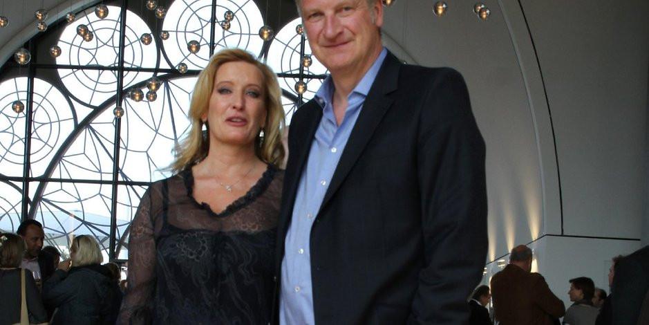 Claudia Kleinert Hochzeit  Claudia Kleinert und Michael Souvignier Wetterfee liebt