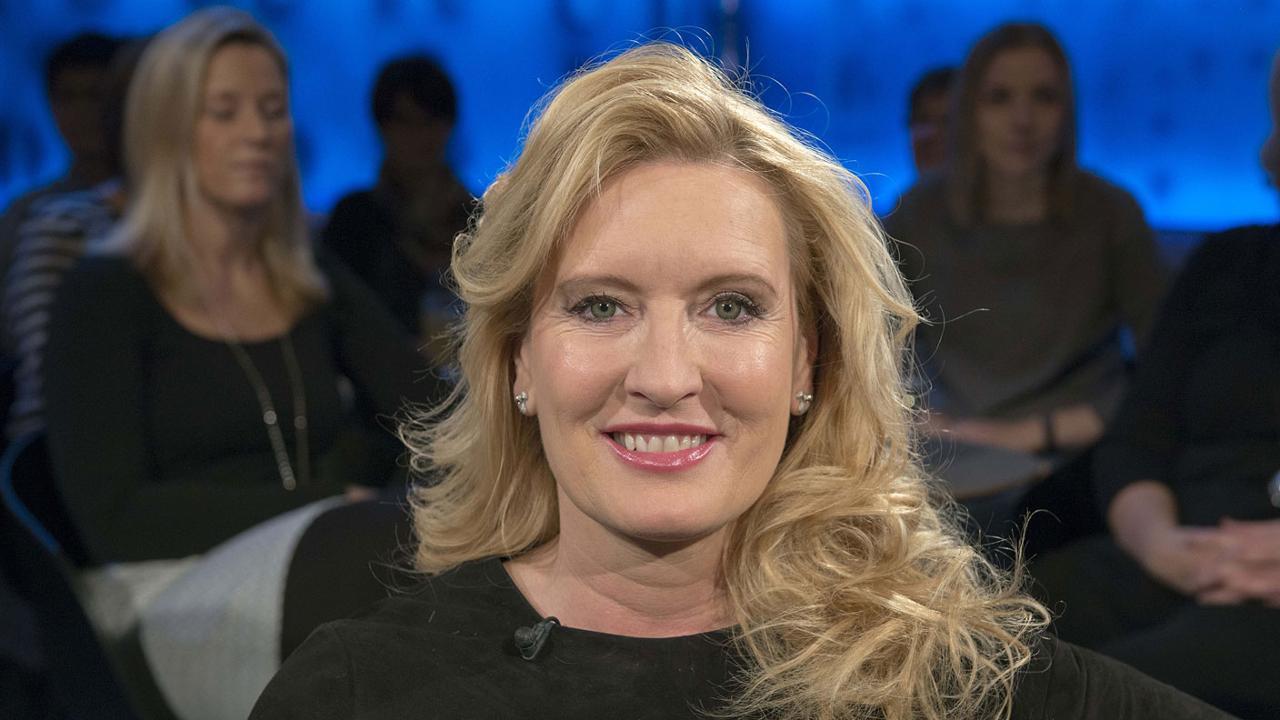 Claudia Kleinert Hochzeit  Wetterexpertin Claudia Kleinert über das Wetter