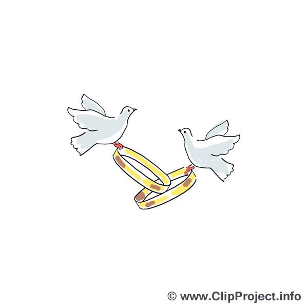 Cliparts Hochzeit Kostenlos Herunterladen  Hochzeitsringe Clipart zu Hochzeit kostenlos