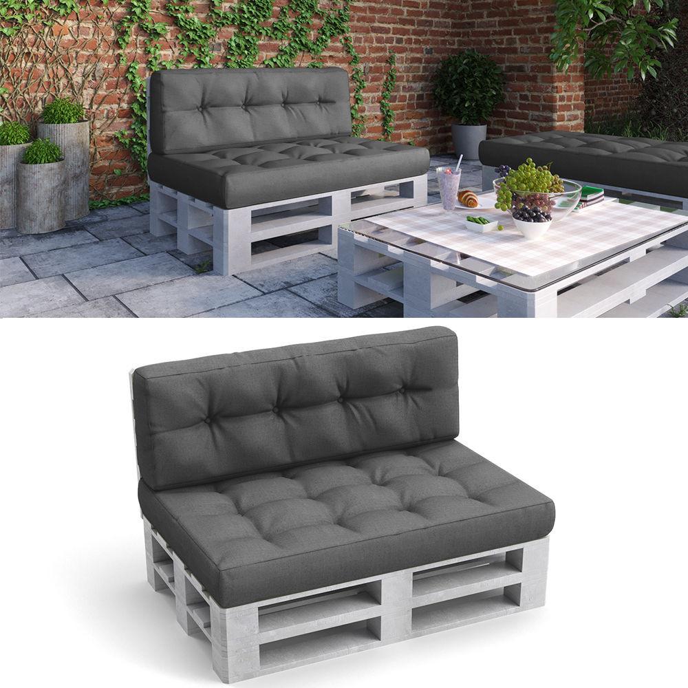 Couch Auflagen  Palettenkissen Palettensofa Palettenpolster Kissen Polster