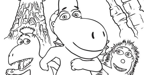 Der Kleine Drache Kokosnuss Ausmalbilder  ausmalbilder drache kokosnuss Vorlagen