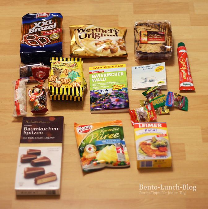 Deutsche Geschenke  Bento Lunch Blog Geschenke&Post nach Japan Deutsche