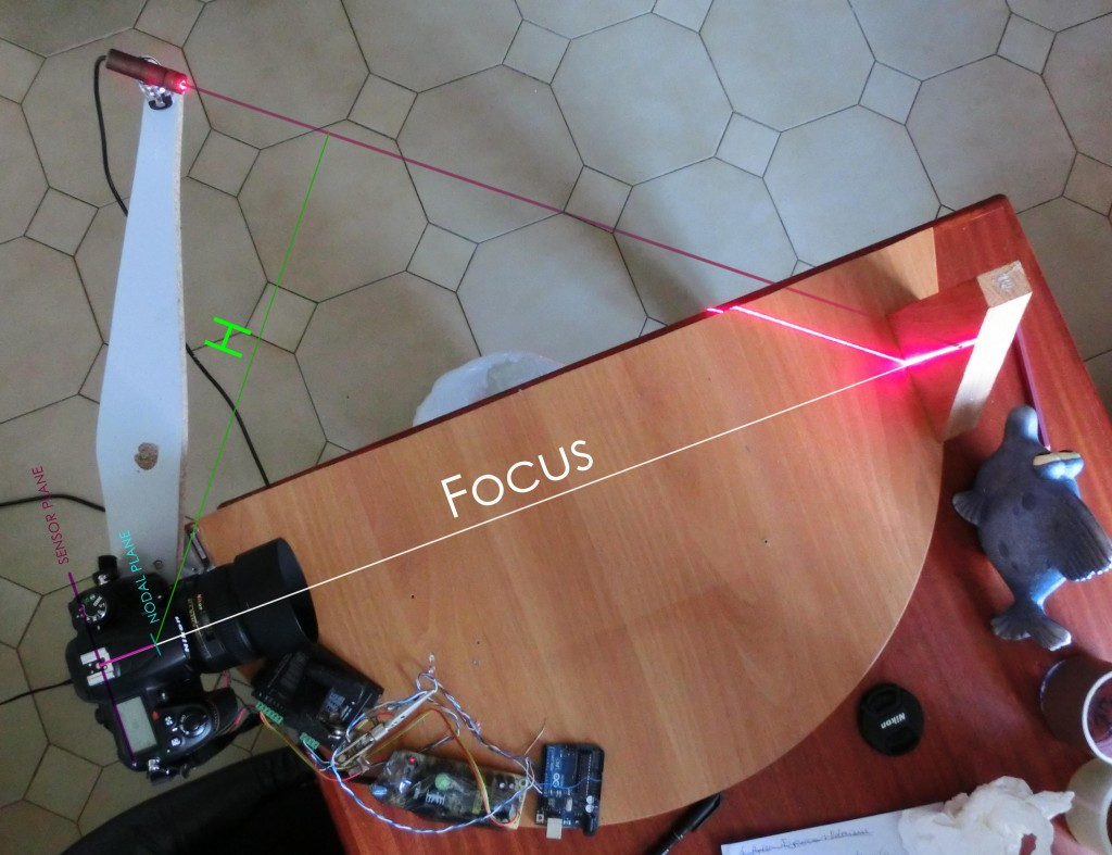 Diy 3D Scanner  DIY 3D Laser Scanner Using Arduino
