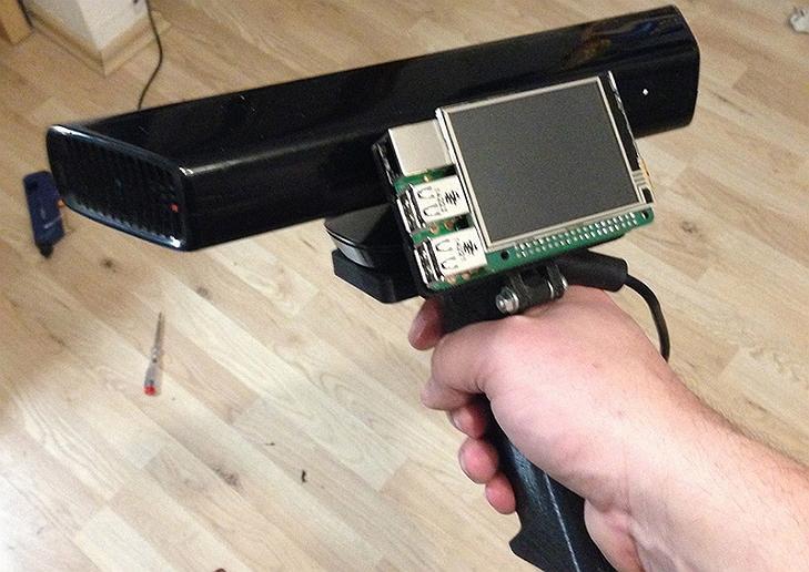 Diy 3D Scanner  DIY Kinect Based 3D Scanner