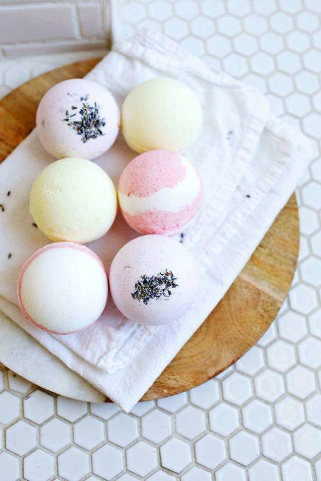 Diy Bath Bombs  The 28 Most Fabulous DIY Bath Bomb Recipes Ever DIY