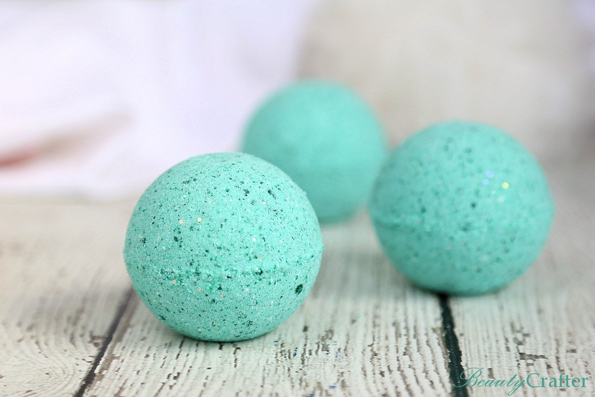 Diy Bath Bombs  Mermaid Bath Bombs DIY Make Magical Sparkling Water