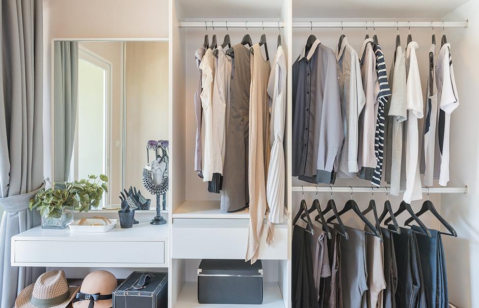 Diy Begehbarer Kleiderschrank  DIY Begehbarer Kleiderschrank zum Selberbauen